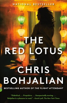 The red lotus : a novel by Bohjalian, Chris
