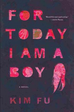 For today I am a boy by Fu, Kim.