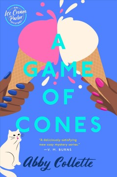 A game of cones by Collette, Abby