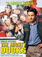 The Mighty Ducks Collection 3 Movie Pack