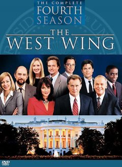 The West Wing.   The complete fourth season