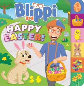 Blippi Happy Easter!
