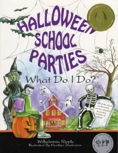 Halloween school parties : what do I do?