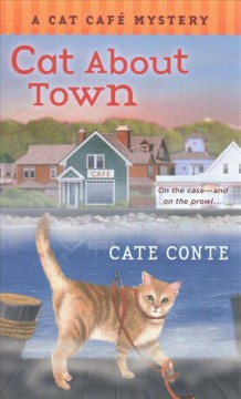 Cat about town by Conte, Cate