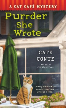 Purrder she wrote by Conte, Cate