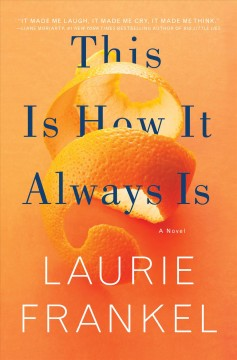 This is how it always is by Frankel, Laurie
