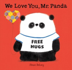 We love you, Mr. Panda