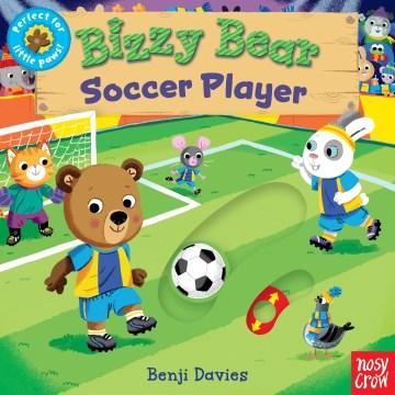 Bizzy Bear : soccer player