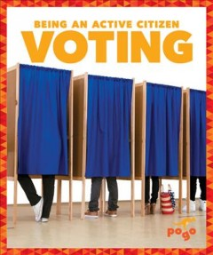Voting : being an active citizen