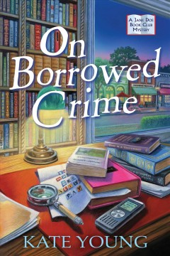 On borrowed crime : a Jane Doe book club mystery