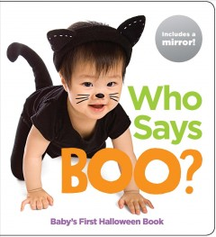 Who says boo? : baby