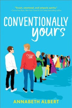Conventionally yours