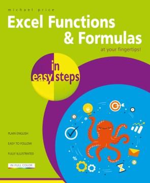 Excel functions & formulas in easy steps