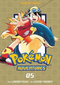 Pokemon Adventures Collector