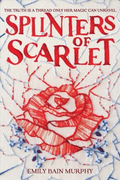 Splinters of scarlet
