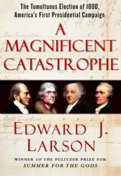 A magnificent catastrophe : the tumultuous election of 1800, America
