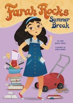 Farah rocks summer break
