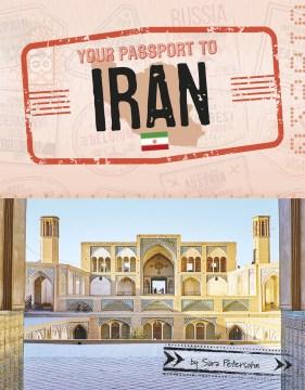 Your passport to Iran