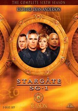 Stargate SG-1.