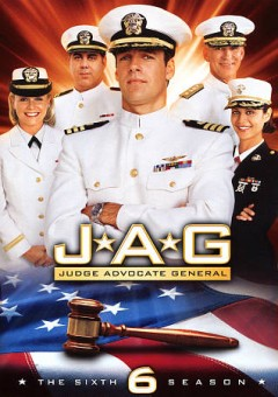 JAG, Judge Advocate General.