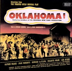 Oklahoma! by Original Broadway Cast