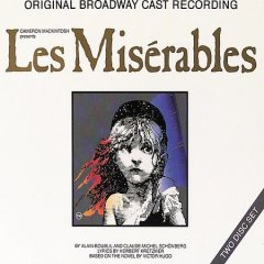 Les Miserables by Original Broadway Cast