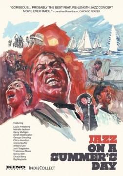 Jazz on a summer's day [videorecording (DVD)]