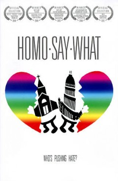 Homosaywhat