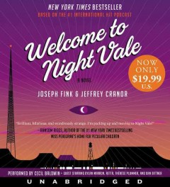 Welcome to Night Vale (O/L) by Joseph Fink