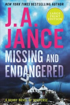 Missing and Endangered : A Brady Novel of Suspense.