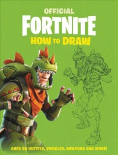 Official Fortnite how to draw