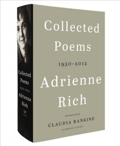 Collected Poems by Adrienne Rich (poetry collection)