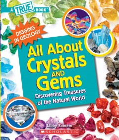 All about crystals and gems