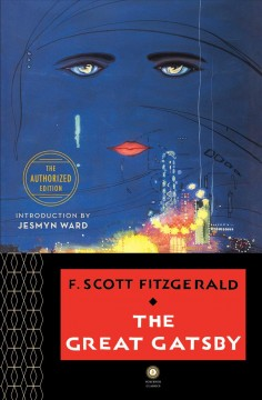 The Great Gatsby by F. Scott Fitzgerald (classic OR blue cover)