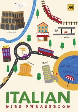 Italian phrasebook for kids.