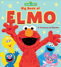 SESAME STREET BIG BOOK OF ELMO