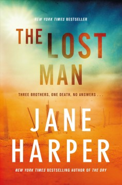 The Lost Man by Jane Harper (more than 300 pages)