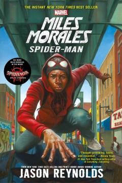 Miles Morales by Jason Reynolds