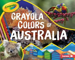 Crayola colors of Australia