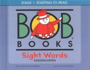 Bob books.