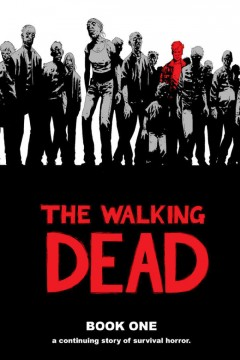 The Walking Dead: A Continuing Story of Survival Horror by Robert Kirkman (graphic novel)