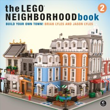 The LEGO® neighborhood book.