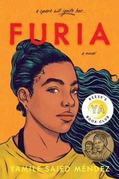 Furia by Yamile Saied Méndez