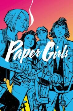 Paper Girls by Brian K. Vaughan