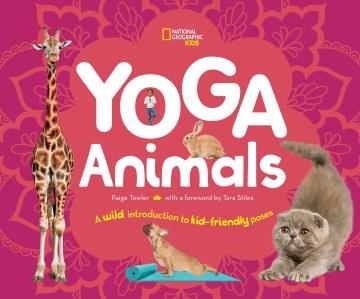 Yoga Animals book cover