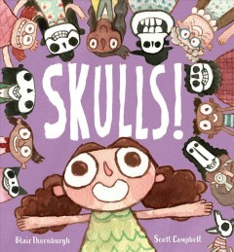 Skulls! book cover