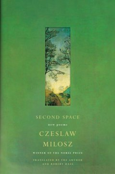 Second space : new poems book cover