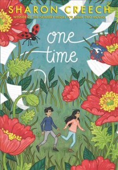 One time book cover