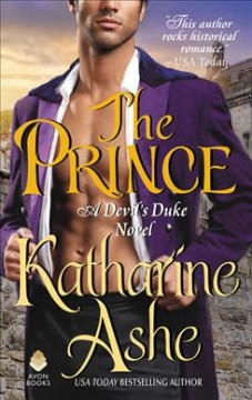 The prince : a devil's Duke novel book cover