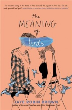 The meaning of birds book cover